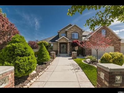 South Jordan Single Family Home Under Contract: 10659 S Logan Canyon Rd