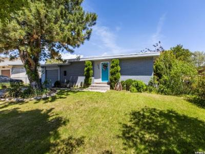 West Jordan Single Family Home Under Contract: 3668 W 7910 S