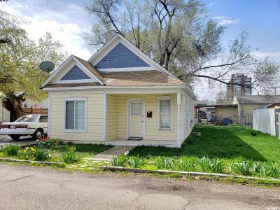 Ogden Single Family Home Under Contract: 2234 S Monroe Blvd. #2 E