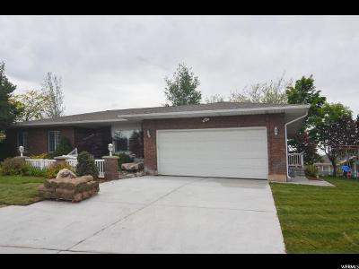 Layton Single Family Home For Sale: 1030 S Westside Dr