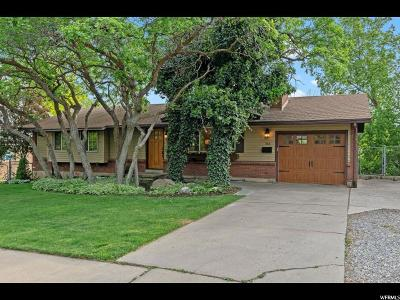 Kaysville Single Family Home For Sale: 783 N Brookshire Dr