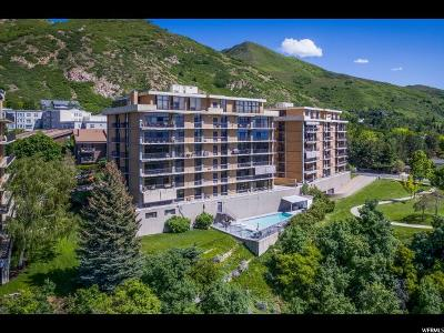 Salt Lake City Condo For Sale: 940 S Donner Way #470