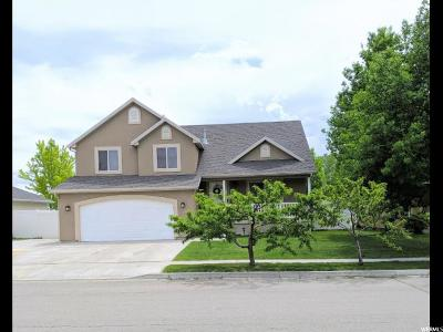 Lehi Single Family Home For Sale: 465 W Lakeview Dr