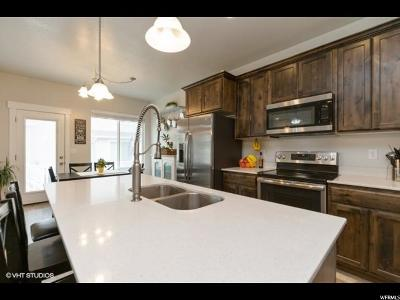 Herriman Townhouse For Sale: 4422 W Juniper Shade Dr S