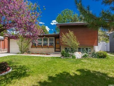 Sandy Single Family Home Backup: 9307 S Sneddon Dr