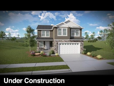 Lehi Single Family Home For Sale: 3922 W 1750 N #1126