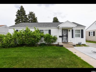 Tooele County Single Family Home For Sale: 464 N 100 E