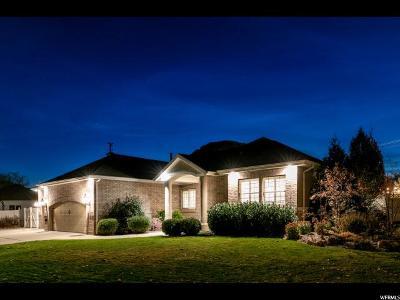 Draper Single Family Home For Sale: 13526 S Ivy Mnr E