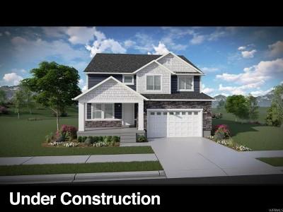 Herriman Single Family Home For Sale: 6722 W Indigo Dr #616