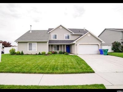 Lehi Single Family Home For Sale: 444 W Lakeview Dr