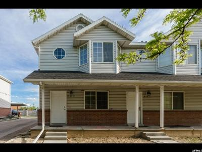 Ogden Single Family Home For Sale: 463 E 475 N