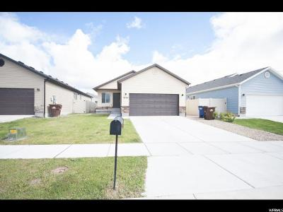 Eagle Mountain Single Family Home For Sale: 1719 E Slow Water Way