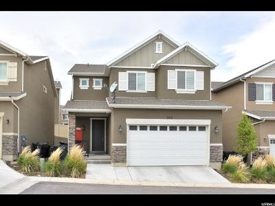 Saratoga Springs Single Family Home For Sale: 263 W Willow Creek Dr N