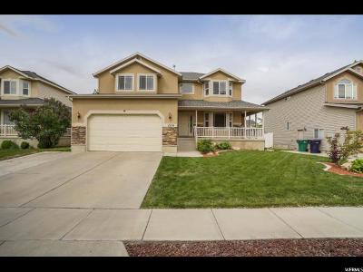 Layton Single Family Home Under Contract: 1379 N 60 W