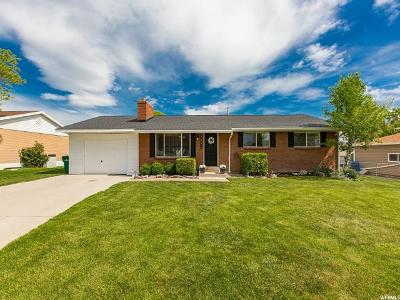 Riverton Single Family Home For Sale: 2036 W 12974 S