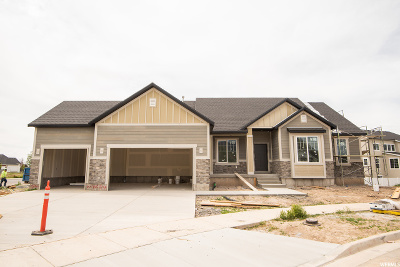 Mapleton Single Family Home For Sale: 1326 W 1200 S #6