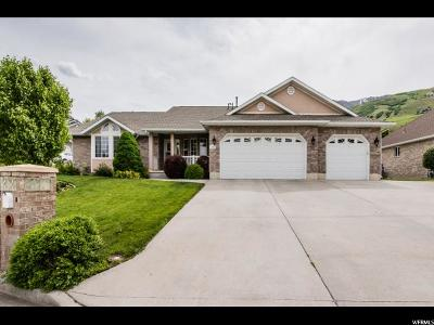 Perry Single Family Home Under Contract: 1805 S 225 W