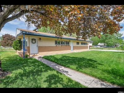 Orem Single Family Home For Sale: 653 N 750 W