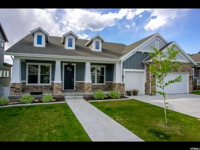 Draper Single Family Home For Sale: 997 E Deer Heights Ct S