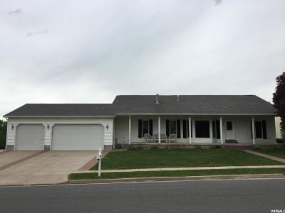 Kaysville Single Family Home Under Contract: 303 E Oak Ln