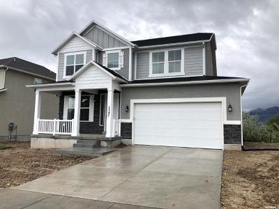 Spanish Fork Single Family Home Under Contract: 1547 E 1600 N