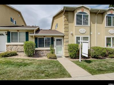 West Jordan Townhouse For Sale: 4767 W Old Church Ct