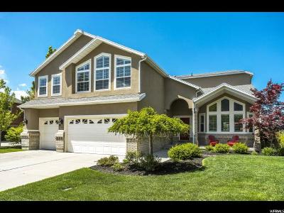 Sandy Single Family Home Under Contract: 2173 E High Ridge Ln S