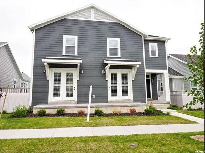 South Jordan Single Family Home For Sale: 11439 S Stream Park W