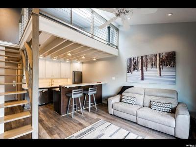 Park City Condo For Sale: 2255 Sidewinder Dr #630