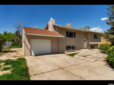 West Jordan Single Family Home For Sale: 2776 W 7550 S