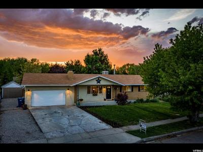 American Fork Single Family Home For Sale: 677 N 535 E