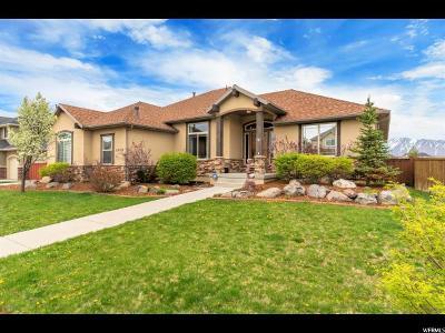 Draper Single Family Home For Sale: 15155 S Briar Crest Ct