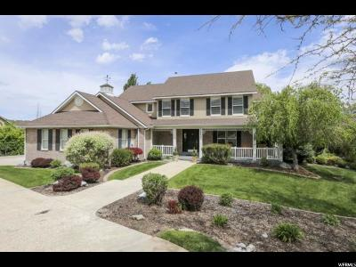 Sandy Single Family Home For Sale: 2431 E Brook Ln