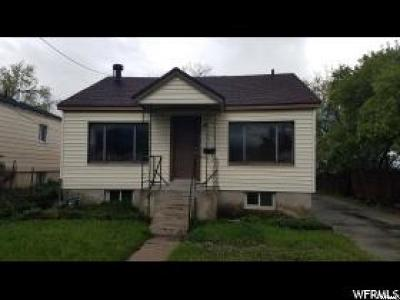 Tooele County Single Family Home For Sale: 341 N 200 W