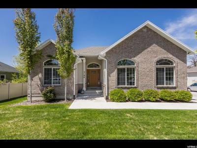 Salt Lake City Single Family Home For Sale: 3190 S 2300 E