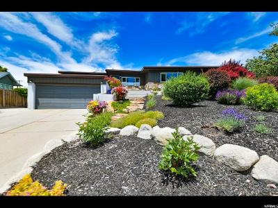 Holladay Single Family Home For Sale: 1987 E Gunderson Ln S