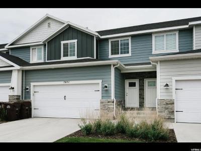Eagle Mountain Townhouse For Sale: 7401 N Hutch Ln E