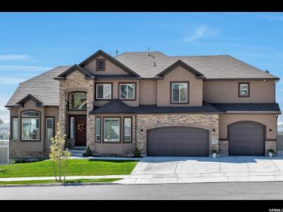 Lehi Single Family Home For Sale: 841 Horizon Dr