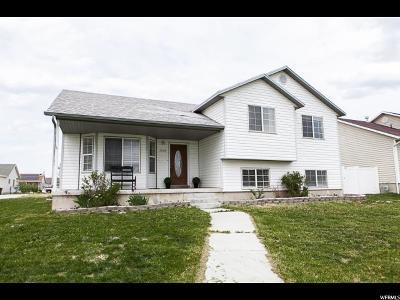 Eagle Mountain Single Family Home For Sale: 2099 E White Pine Rd N