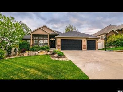 Herriman Single Family Home Under Contract: 14363 S Arcadia Rose Dr W