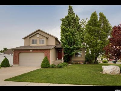 Syracuse Single Family Home Under Contract: 558 W 3500 S