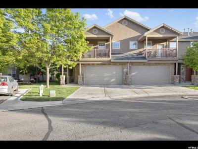 Pleasant Grove Townhouse Under Contract: 1613 W 140 N
