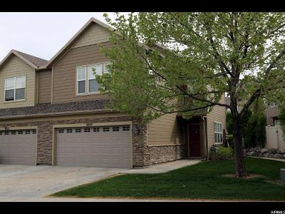 Riverton Townhouse For Sale: 4959 W Mimosa St S