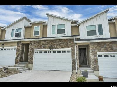 Herriman Townhouse For Sale: 4506 W Lone Shadow Ln #108