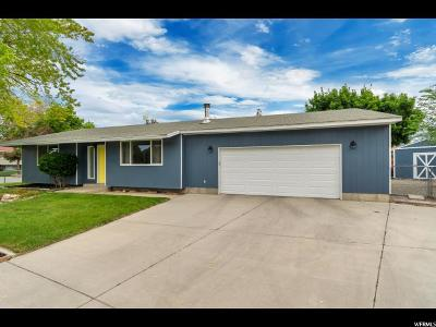 Sandy Single Family Home Under Contract: 9621 S Stacey Cir E