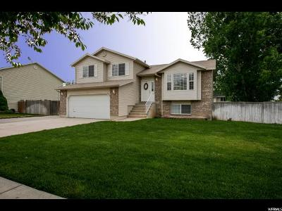 Clearfield Single Family Home For Sale: 86 E 2450 S