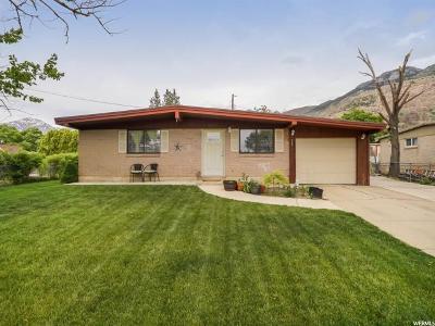 Ogden Single Family Home For Sale: 660 E 750 N