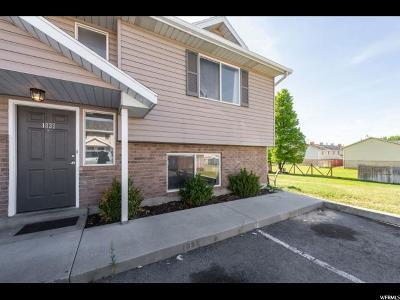 Pleasant Grove Condo Under Contract: 1837 W 800 N