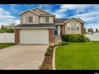 Syracuse Single Family Home Under Contract: 3880 Cascades Cir