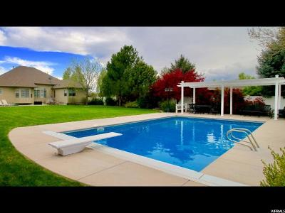 Lehi Single Family Home Under Contract: 741 E 3050 N